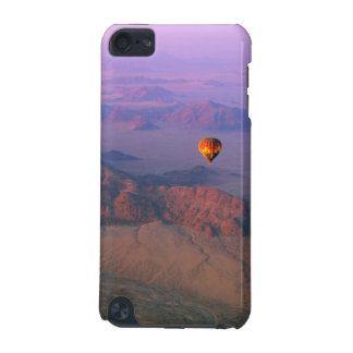 Hot Air Balloon Over Namib Desert, Namibia iPod Touch 5G Cover