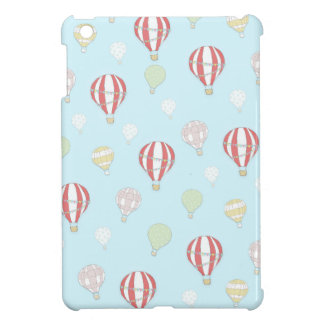 Hot Air Balloon Parade iPad Mini Covers