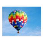 Hot air balloon post cards