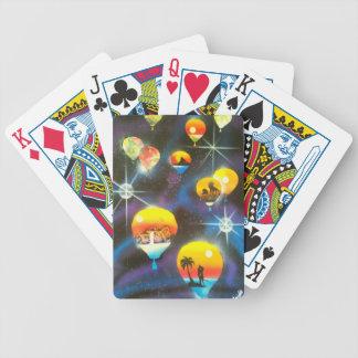 Hot Air Balloon Ride Card Deck