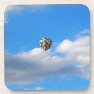 Hot Air Balloon Ride II Beverage Coaster