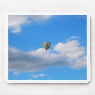 Hot Air Balloon Ride II Mousepads