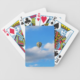 Hot Air Balloon Ride II Playing Cards