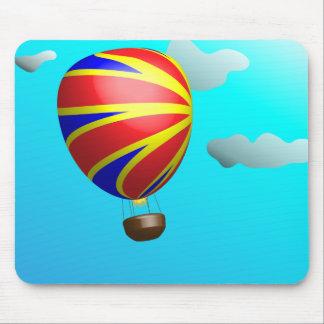 Hot Air Balloon Ride Mouse Mat