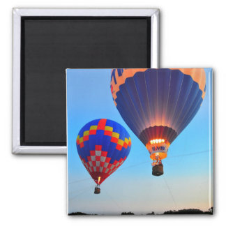 Hot Air Balloon Rides New Smyrna Beach FL Magnet