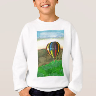 Hot Air Balloon Sweatshirt