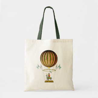 Hot Air Balloon Zephire 2 Budget Tote Bag