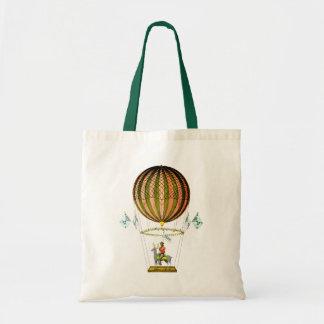 Hot Air Balloon Zephire 2 Budget Tote Bag