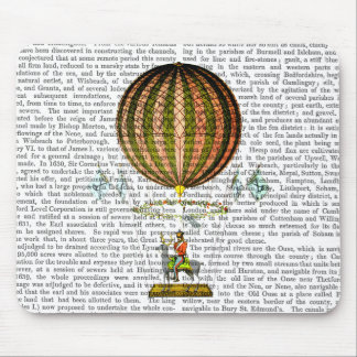 Hot Air Balloon Zephire 2 Mouse Mat