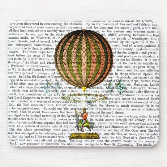 Hot Air Balloon Zephire 2 Mouse Mat