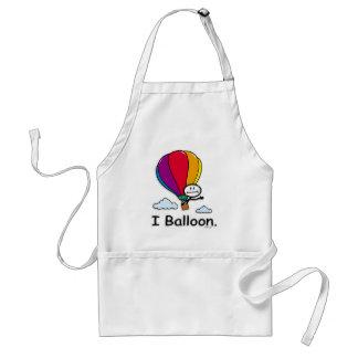Hot Air Ballooning Aprons