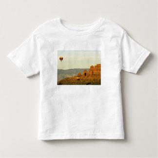 Hot Air Balloons at Sedona, Arizona, USA. Toddler T-Shirt