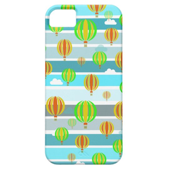 Hot air balloons barely there iPhone 5 case