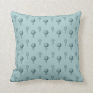 Hot Air Balloons Cushion