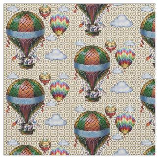 Hot Air Balloons Fabric