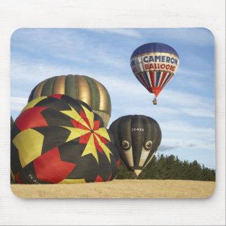 Hot Air Balloons near Wanaka, South Island, New Mouse Mat