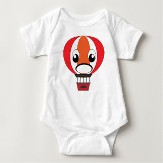 Hot Balloon Baby Bodysuit