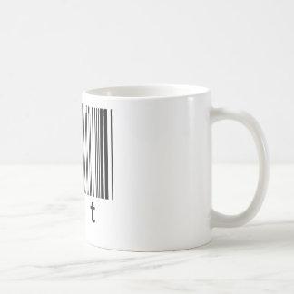 hot barcode coffee mugs