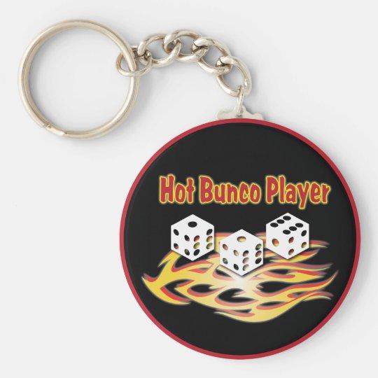 hot bunco player key ring