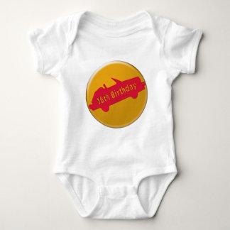 Hot Car 16th Birthday Gifts T-shirt