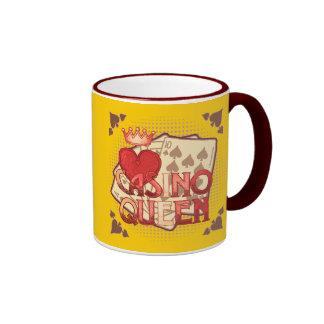 Hot Casino Queen Mug