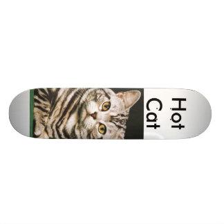 Hot Cat 19.7 Cm Skateboard Deck