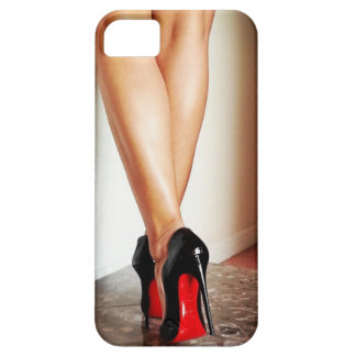 Hot Chick Barely There iPhone 5 Case