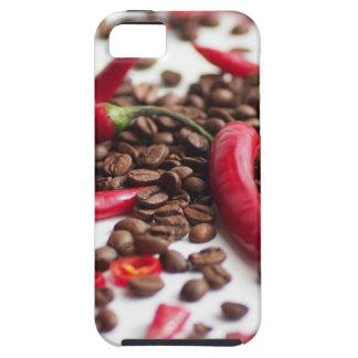 Hot Chili café iPhone 5 Cases