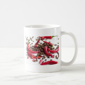 Hot Chili café Mugs