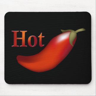 Hot Chili Pepper Mousepad