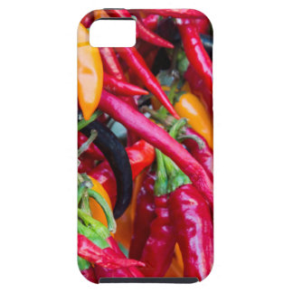 Hot Chili Peppers At Farmers Market In Madison iPhone 5 Cover