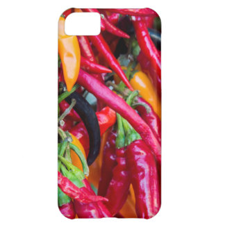 Hot Chili Peppers At Farmers Market In Madison iPhone 5C Case