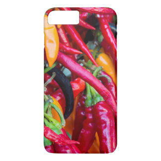 Hot Chili Peppers At Farmers Market In Madison iPhone 7 Plus Case
