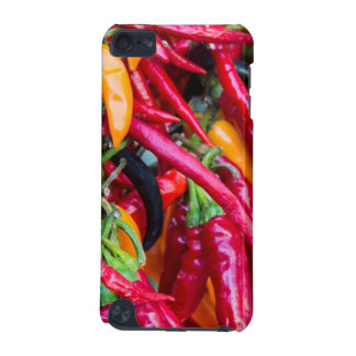 Hot Chili Peppers At Farmers Market In Madison iPod Touch (5th Generation) Case