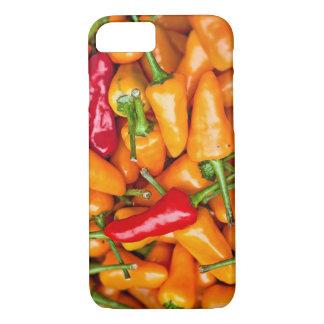 Hot Chili print iPhone 7 Case
