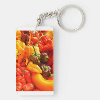 Hot chilli keychain
