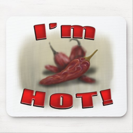 Hot Chilli Mouse Pads