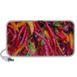 Hot Chilli Peppers At Farmers Market In Madison Travelling Speaker