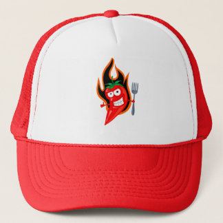 Hot Chilli Trucker Hat