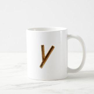 Hot Choco Monogram Mugs