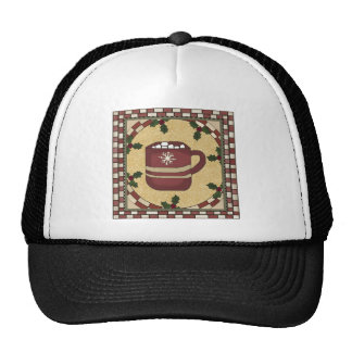 Hot Chocolate Cap