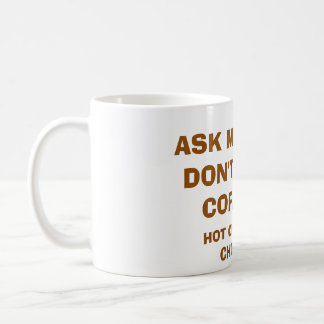 HOT CHOCOLATE CHUG MUG
