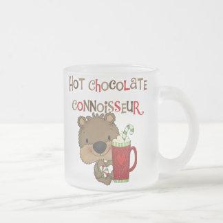 Hot Chocolate Connoisseur Boy Bear Mug
