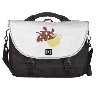 Hot Chocolate Laptop Bags