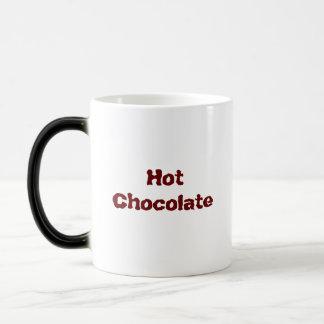 Hot Chocolate Morphing Mug