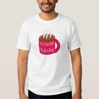 Hot Chocolate: My Anti-Drug Shirt