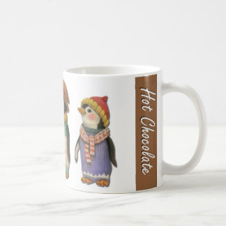 Hot Chocolate Penguin Mug