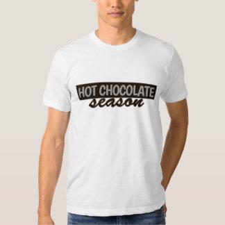 Hot Chocolate Season Tshirt
