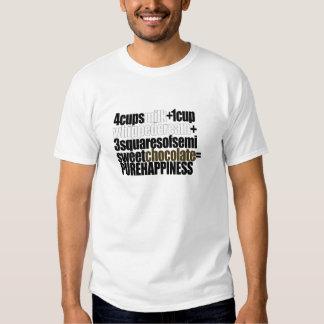 Hot Chocolate T-shirts