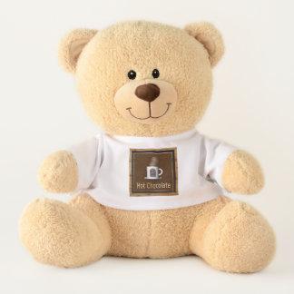 Hot Chocolate Teddy Bear
